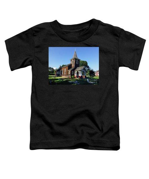 Old Grace Church Massapequa  Toddler T-Shirt