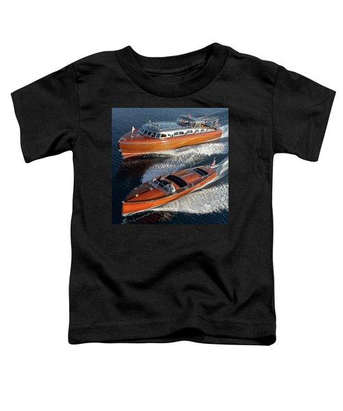 Beyond Iconic Toddler T-Shirt