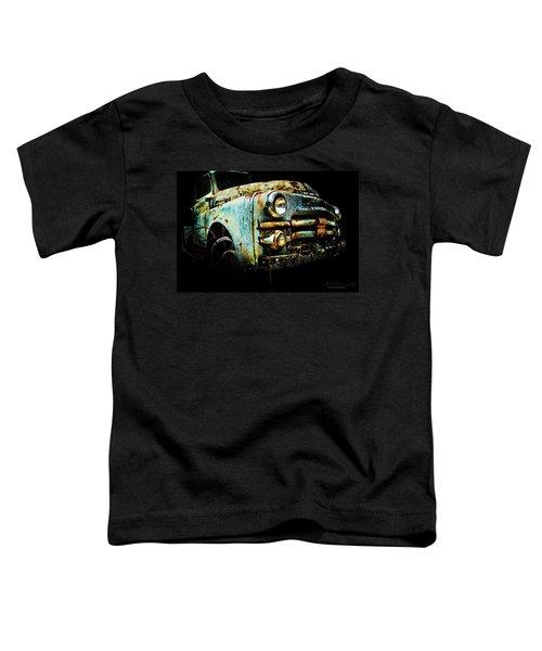 Grandpa's Truck Toddler T-Shirt