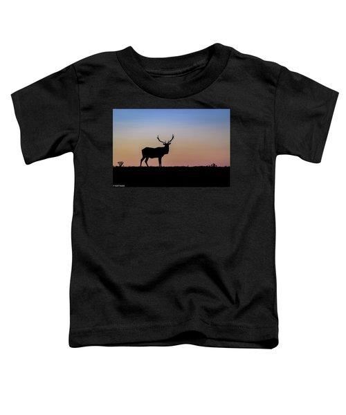 Point Reyes Elk Toddler T-Shirt