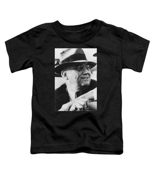President Franklin Roosevelt Toddler T-Shirt