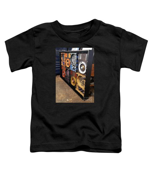 Toddler T-Shirt featuring the painting Prodigy  by James Lanigan Thompson MFA