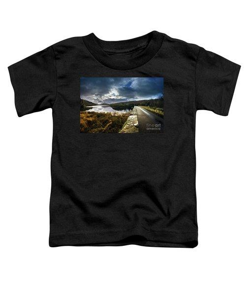 Road To Snowdon Toddler T-Shirt