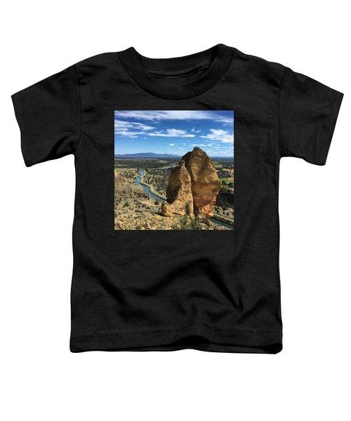 Smith Rocks Toddler T-Shirt