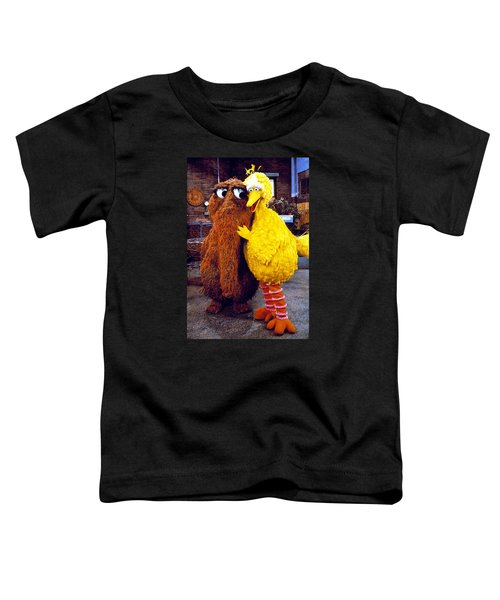 Snuffleupagus Toddler T-Shirt