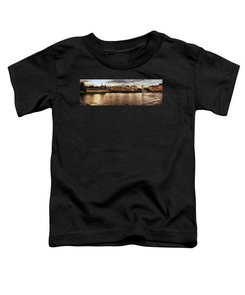 Sunset On The Boardwalk Walt Disney World Mp Toddler T-Shirt