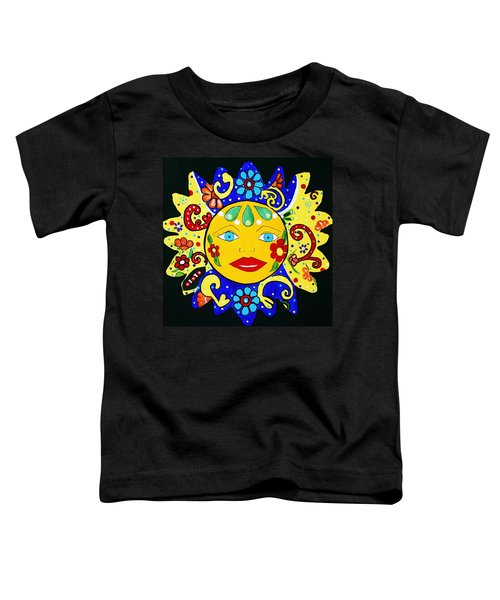 Talavera Sun Toddler T-Shirt