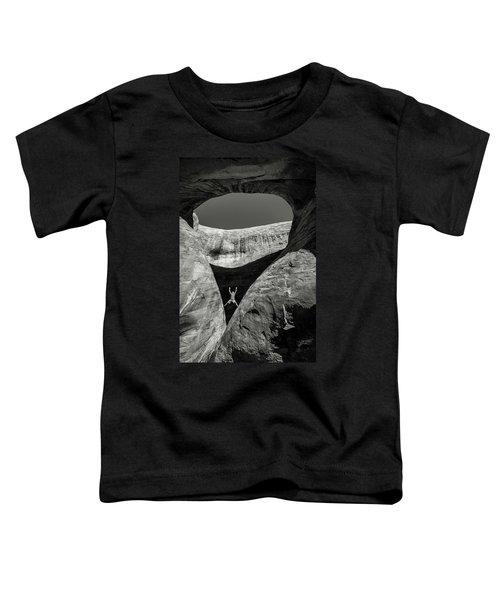 Teardrop Arch Toddler T-Shirt