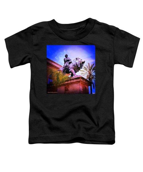 Throwback Thursday - #palermo Opera Toddler T-Shirt