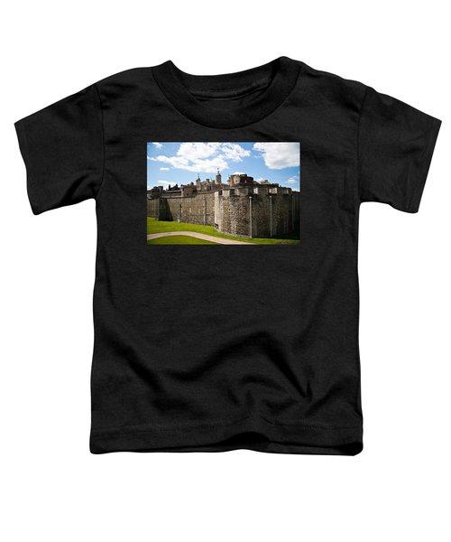 Tower Of London Toddler T-Shirt