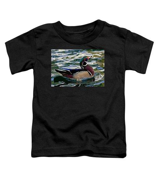 Wood Duck Toddler T-Shirt