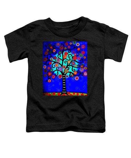 Tree Of Life Toddler T-Shirt