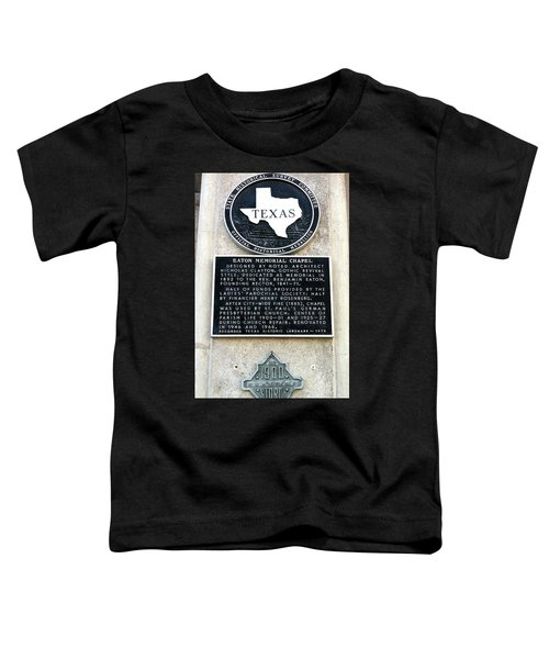 1900 Storm Galveston Toddler T-Shirt