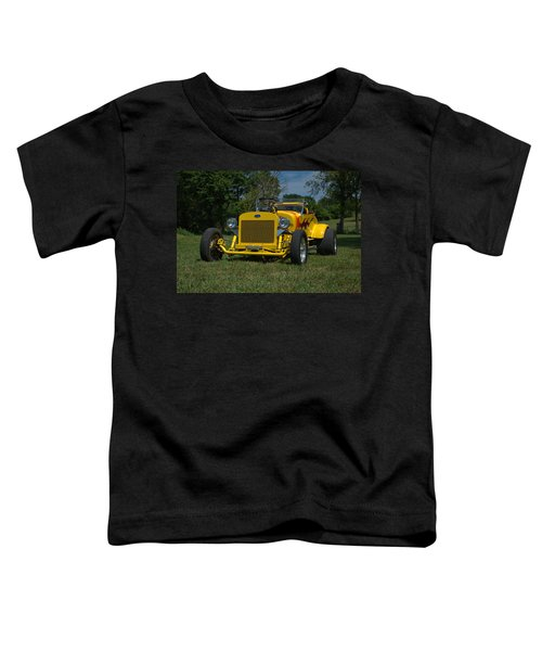 1928 Ford Bucket T Hot Rod Toddler T-Shirt