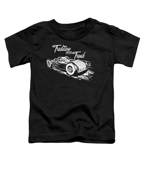 1929 Roadster Design Toddler T-Shirt