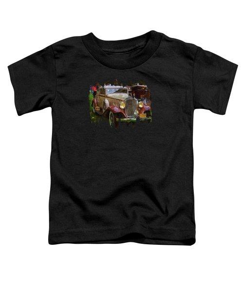 1932 Packard 900 Toddler T-Shirt