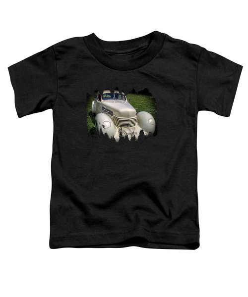 1936 Cord Automobile Toddler T-Shirt