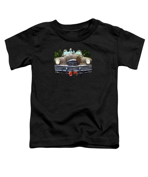 1948 Packard Super 8 Touring Sedan Toddler T-Shirt