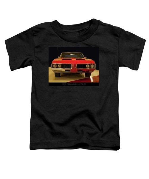 1969 Oldsmobile 442 W-30 Toddler T-Shirt