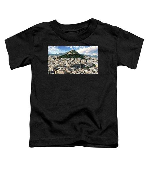 Athens Panorama Toddler T-Shirt