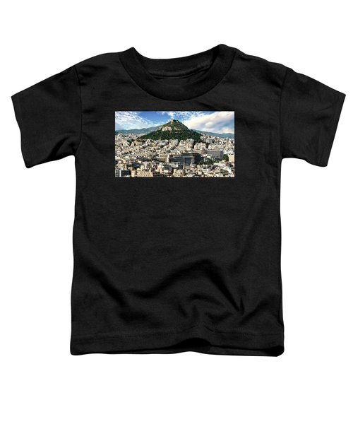Athens Panorama Toddler T-Shirt
