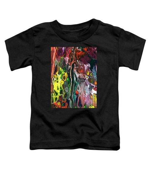 Detail Of Auto Body Paint Technician 3 Toddler T-Shirt