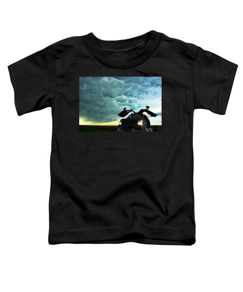 Dominating The Storm Toddler T-Shirt