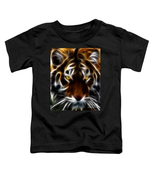 Eye Of The Tiger Toddler T-Shirt