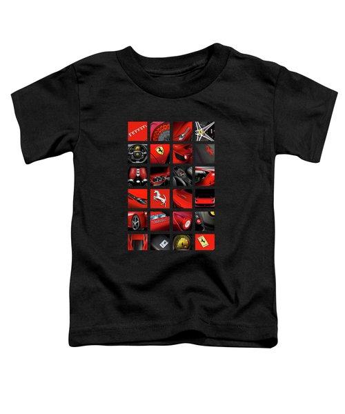 ferrari 458 Italia Toddler T-Shirt
