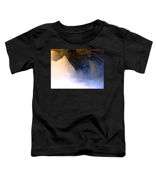 Fog In The Cave Toddler T-Shirt