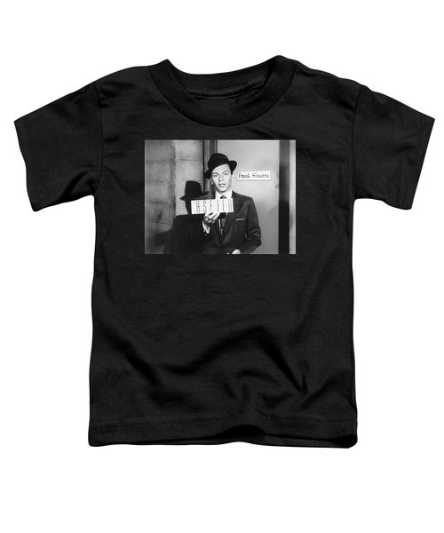 Frank Sinatra Toddler T-Shirt by Underwood Archives