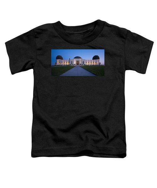 Griffith Observatory Toddler T-Shirt
