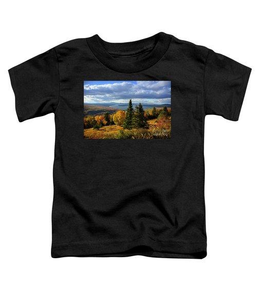 Rangeley Overlook Toddler T-Shirt