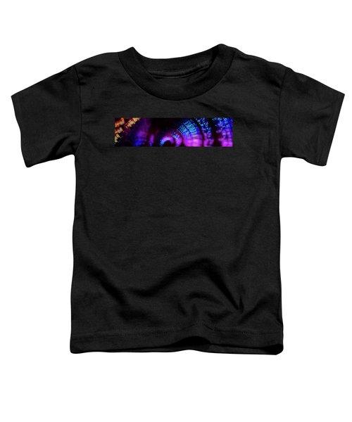 Singapore Night Urban City Light - Series - Your Singapore Toddler T-Shirt