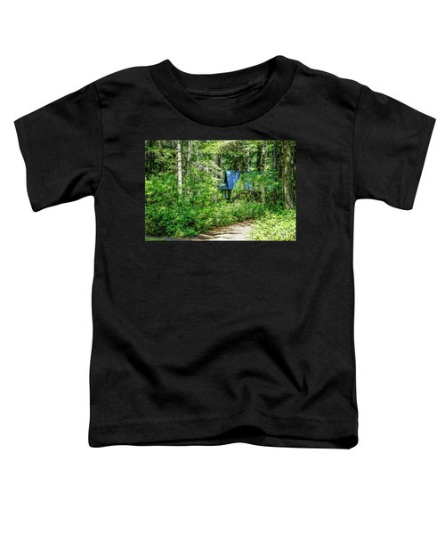Sparsely Peppering The Landscape Toddler T-Shirt