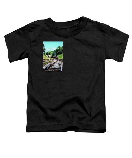 Steam Train Toddler T-Shirt