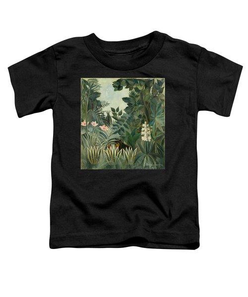 The Equatorial Jungle Toddler T-Shirt