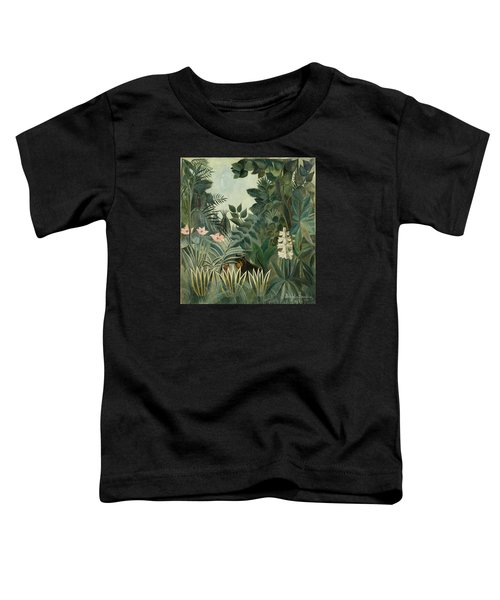The Equatorial Jungle Toddler T-Shirt