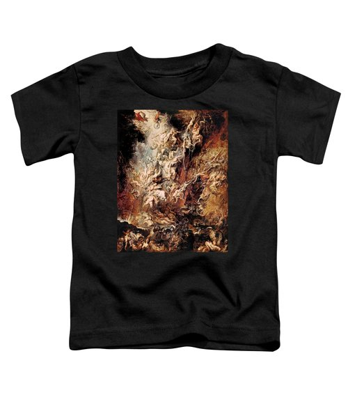 The Fall Of The Damned Toddler T-Shirt