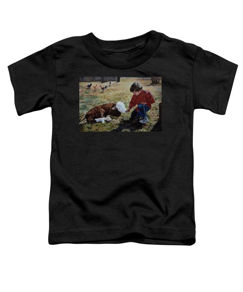 20 Minute Orphan Toddler T-Shirt