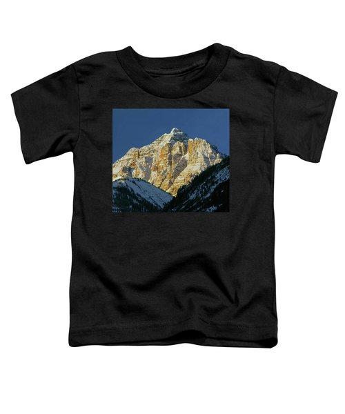 210418 Pyramid Peak Toddler T-Shirt