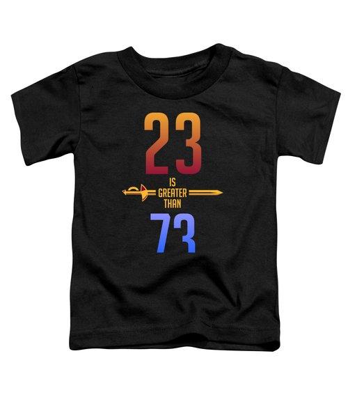 2373 Toddler T-Shirt by Augen Baratbate