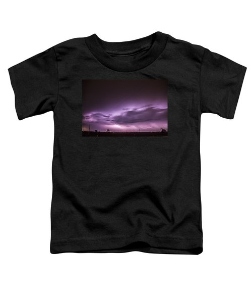 6th Storm Chase 2015 Toddler T-Shirt