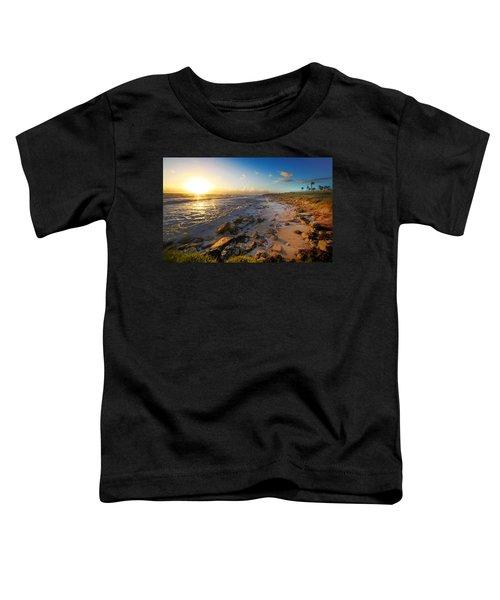 3 Degrees Below The Sun Toddler T-Shirt
