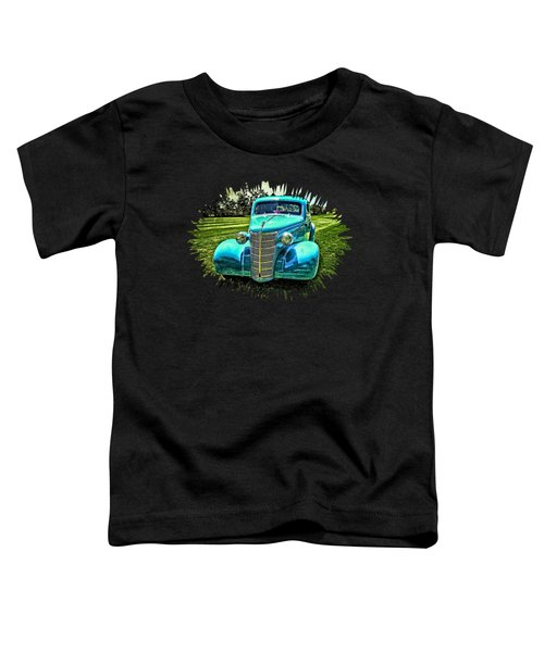 38 Chevy Coupe Toddler T-Shirt