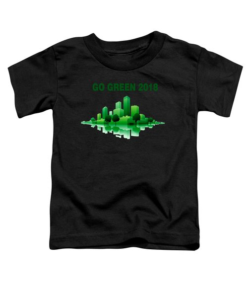 Earth Day Toddler T-Shirt