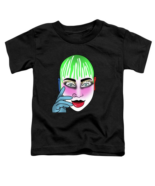 Leigh Bowery Toddler T-Shirt