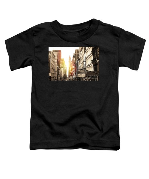 401 Broadway Toddler T-Shirt