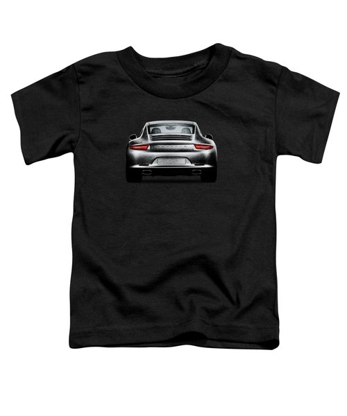 911 Carrera Toddler T-Shirt by Mark Rogan