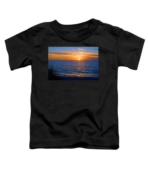 A Beautiful Sunset In Naples, Fl Toddler T-Shirt
